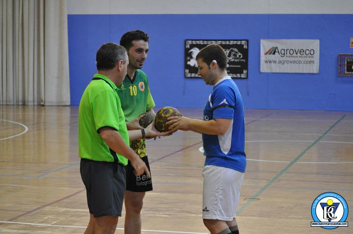 Club Balonmano Casetas vs Balonmano Moncayo