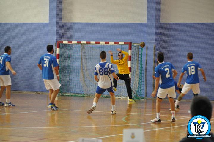 Club Balonmano Casetas vs A.D. Balonmano Tarazona