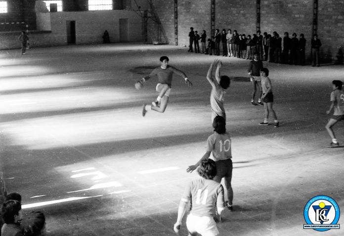 Fotografías históricas Club Balonmano Casetas
