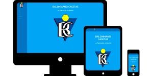Lanzamiento web Club Balonmano Casetas